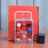 Used EHX Micro POG JHS Mod w/ Box and Power Supply