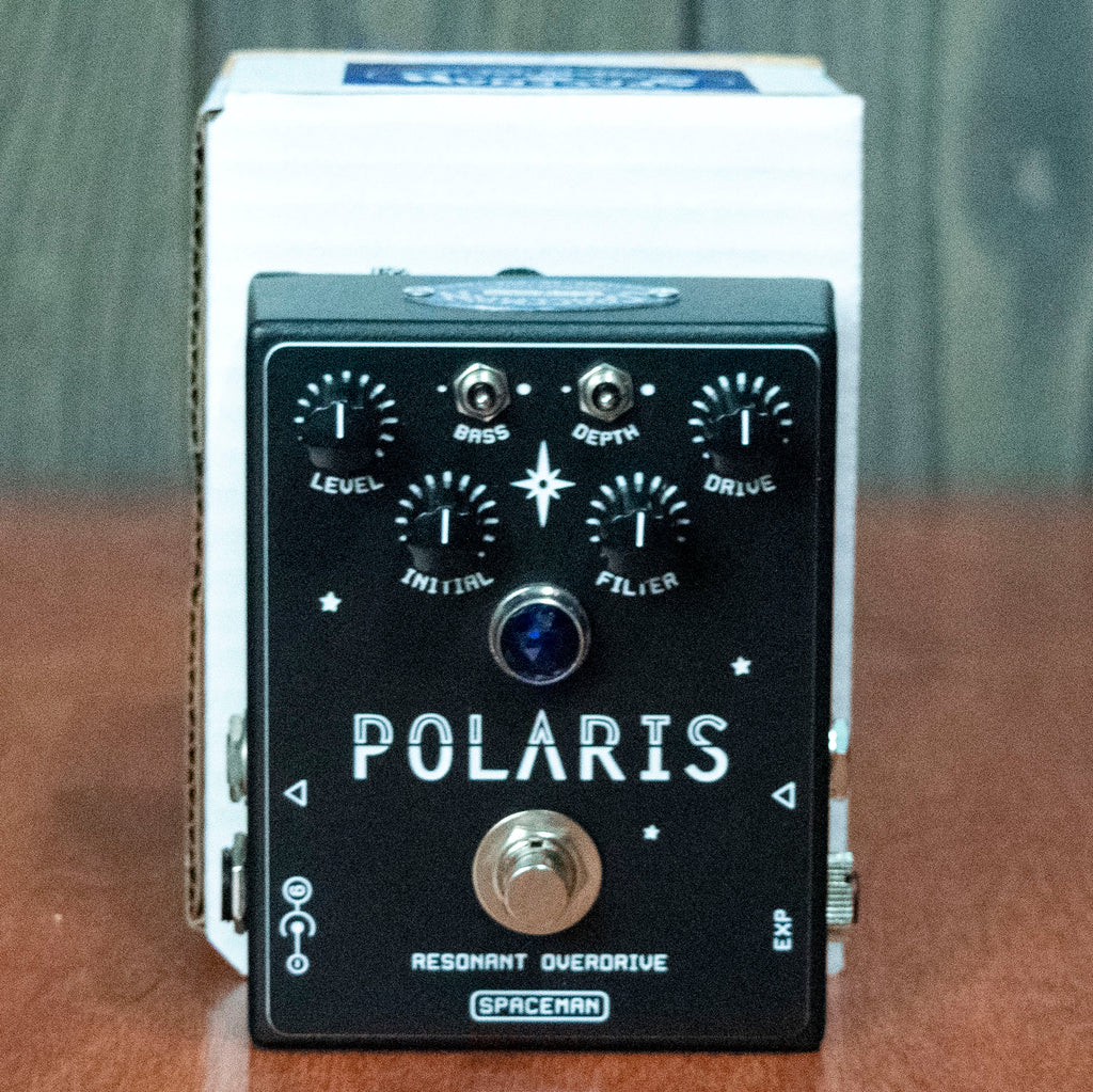 Spaceman Polaris Overdrive Black Edition - New