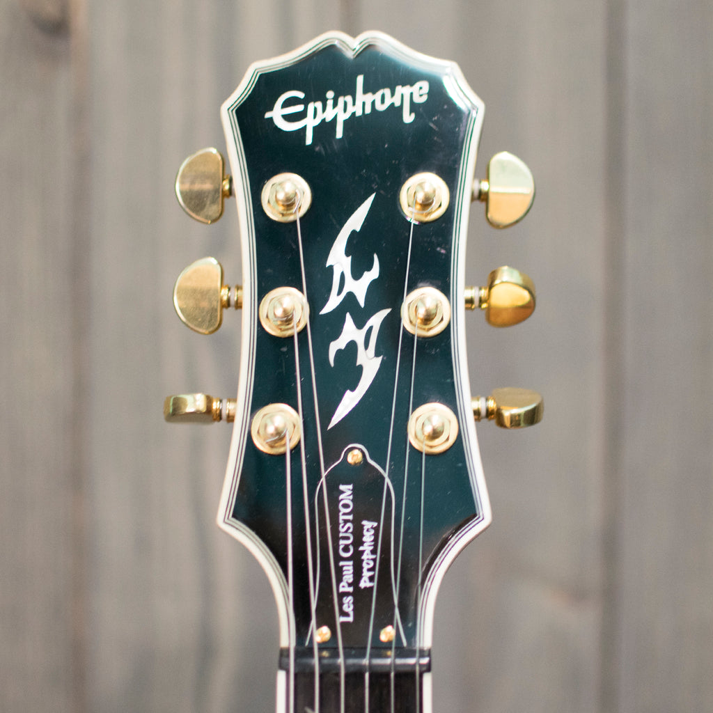 Epiphone Prophecy Les Paul GX+ w/ OHSC (Used - 2008)