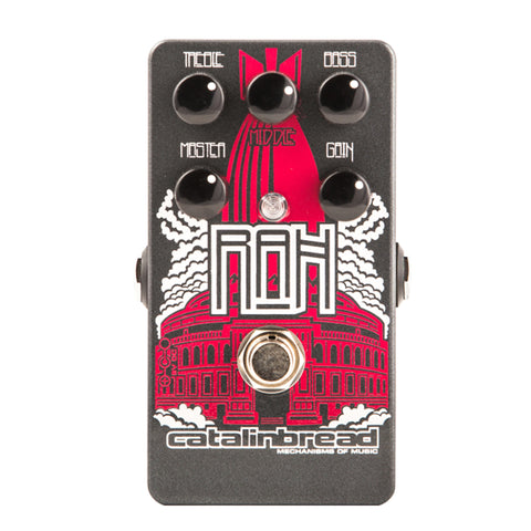 Catalinbread Karma Suture Silicon (Si) Fuzz