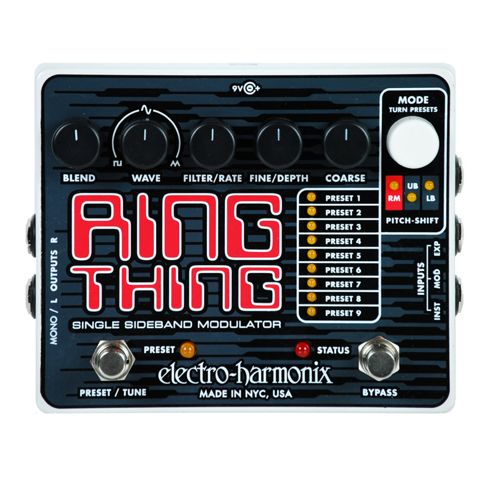 Electro-Harmonix Ring Thing Ring Modulator