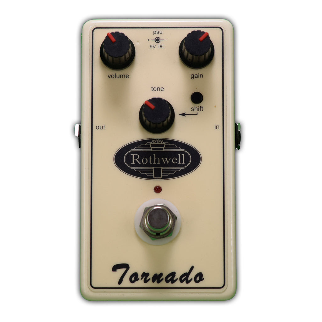 Used Rothwell Tornado Overdrive