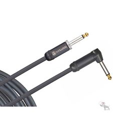 Planet Waves American Stage PW-AMSGRA-20 20' Right Angle to Straight Instrument Cable