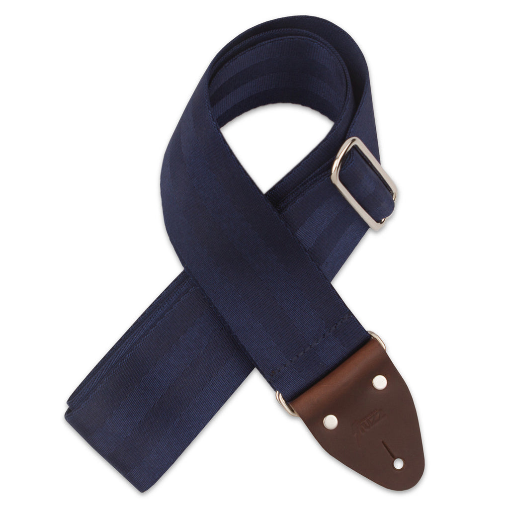 Original Fuzz Seatbelt Series Guitar Strap in Navy