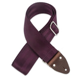 Original Fuzz Seatbelt Series Guitar Strap in Purple