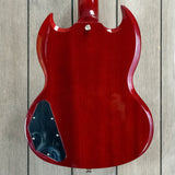 Epiphone G-400 Cherry w/ OHSC (Used - Recent)