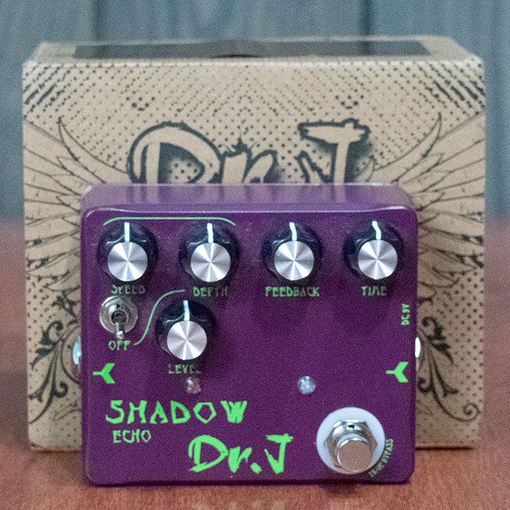 Used DR J Shadow Echo w/ Box