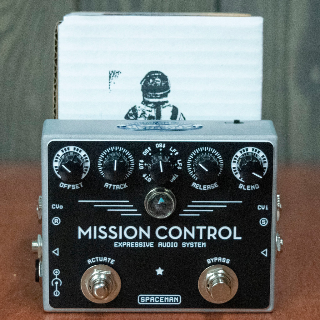 Spaceman Mission Control Expressive Controller Silver Edition - New