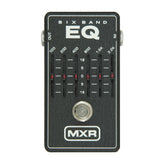 MXR Six Band Graphic EQ
