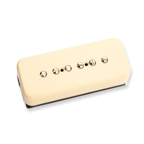 Seymour Duncan SHPR-2b Hot P-Rails - Bridge, Cream