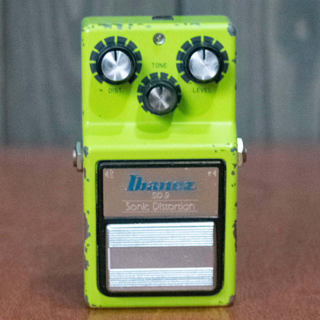 Used Ibanez SD9 Sonic Distortion MIJ