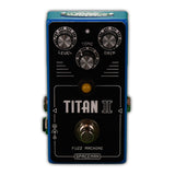 Spaceman Titan II Fuzz Blue Edition