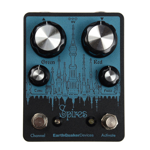 EarthQuaker Devices Space Spiral