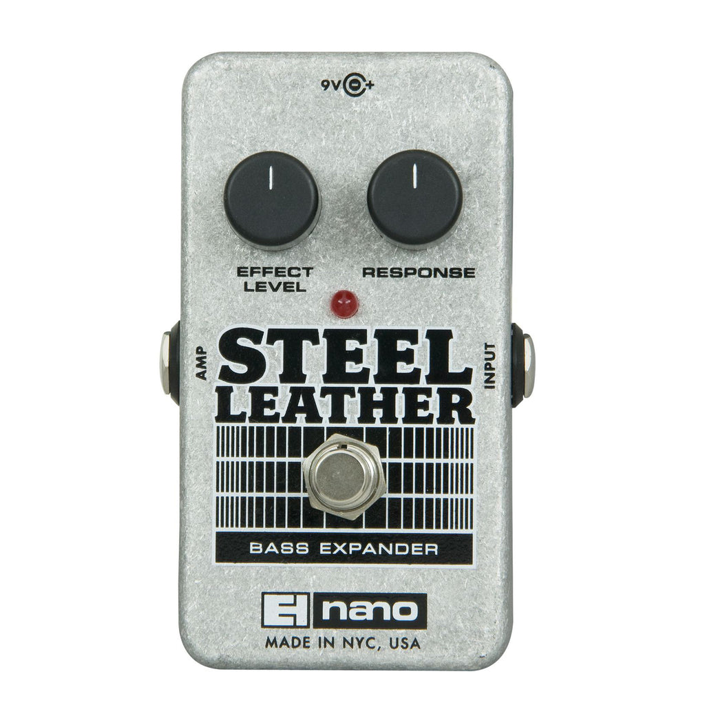 Electro-Harmonix Steel Leather Attack Expander