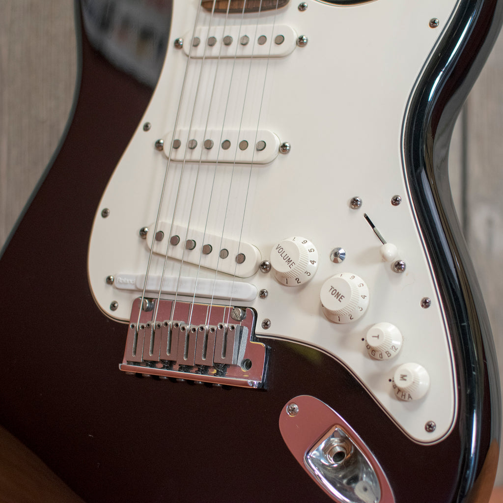Fender American Series VG Stratocaster w/ OHSC(Used - 2007)