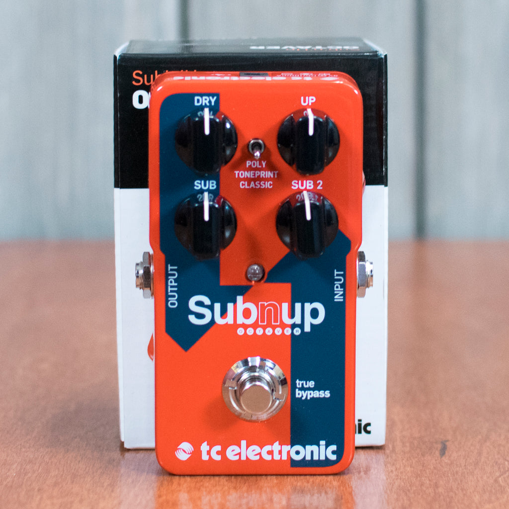 Used TC Electronics Sub 'n Up Octave