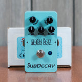 Used Subdecay Noise Box Ring Modulator W/ Box