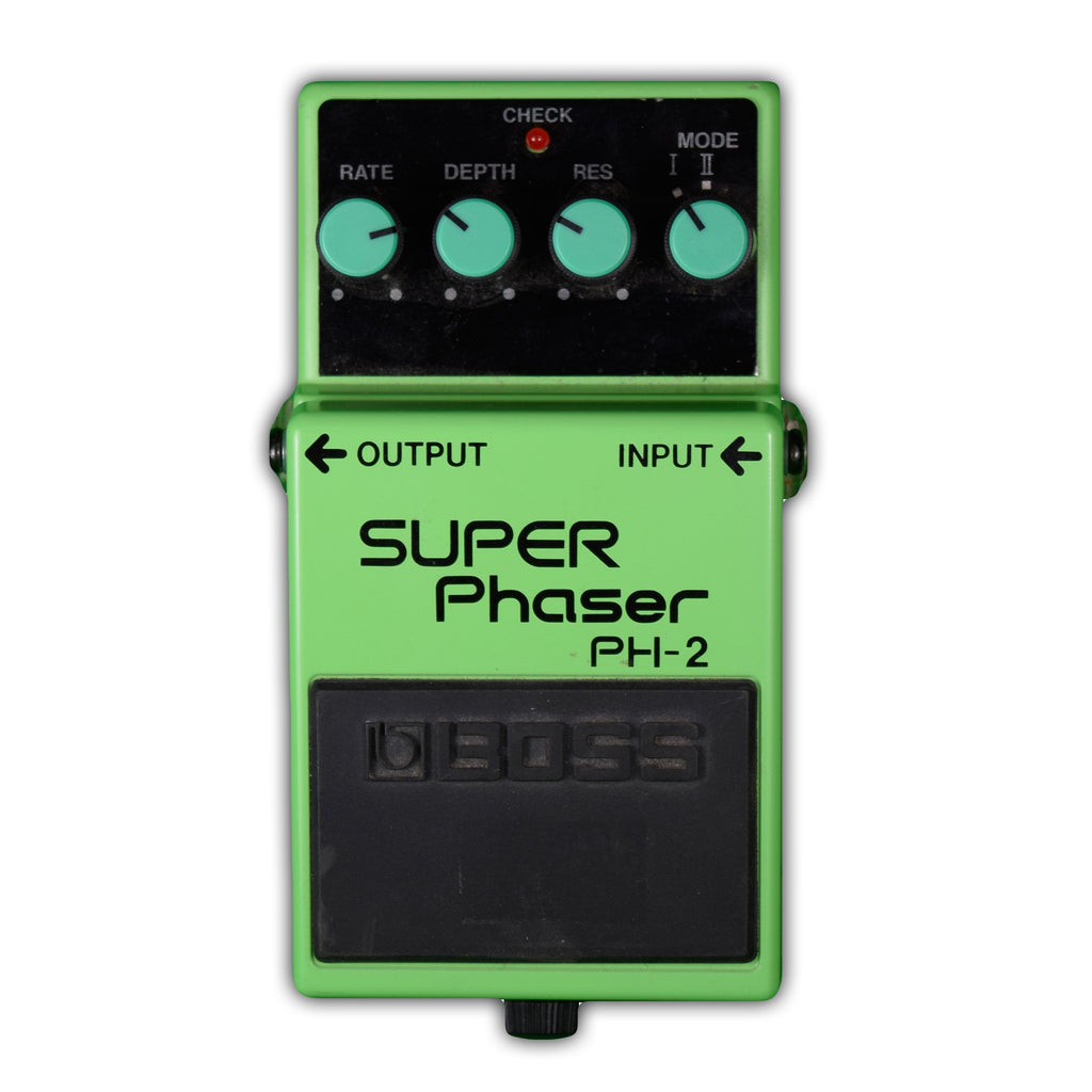 Used Boss PH-2 Super Phaser