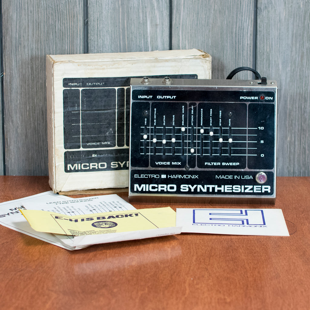 Used 1980's Electro-Harmonix Micro Synth
