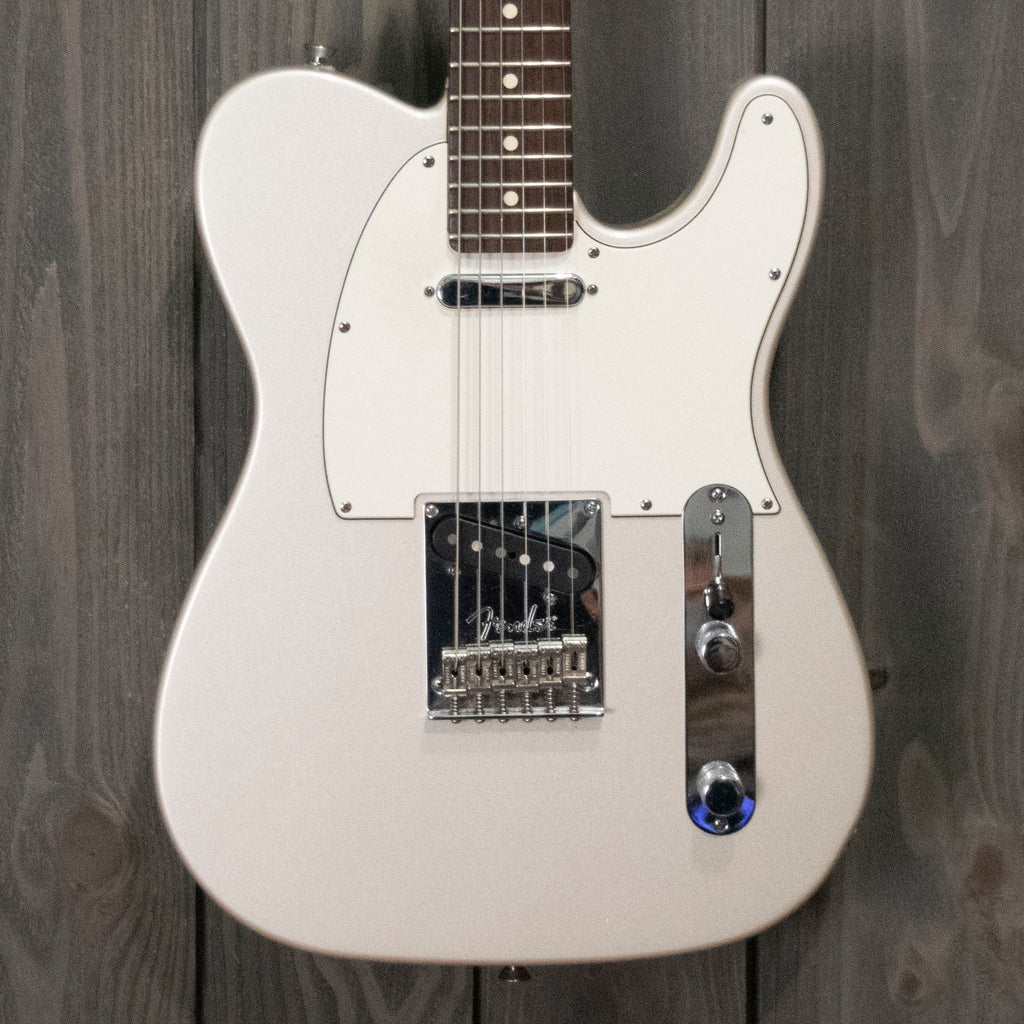 Fender American Telecaster Blizzard Pearl Metallic w/ OHSC (Used - 2011)