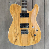 Fender Spalted Maple Telecaster w/ HSC (Used - 2008)