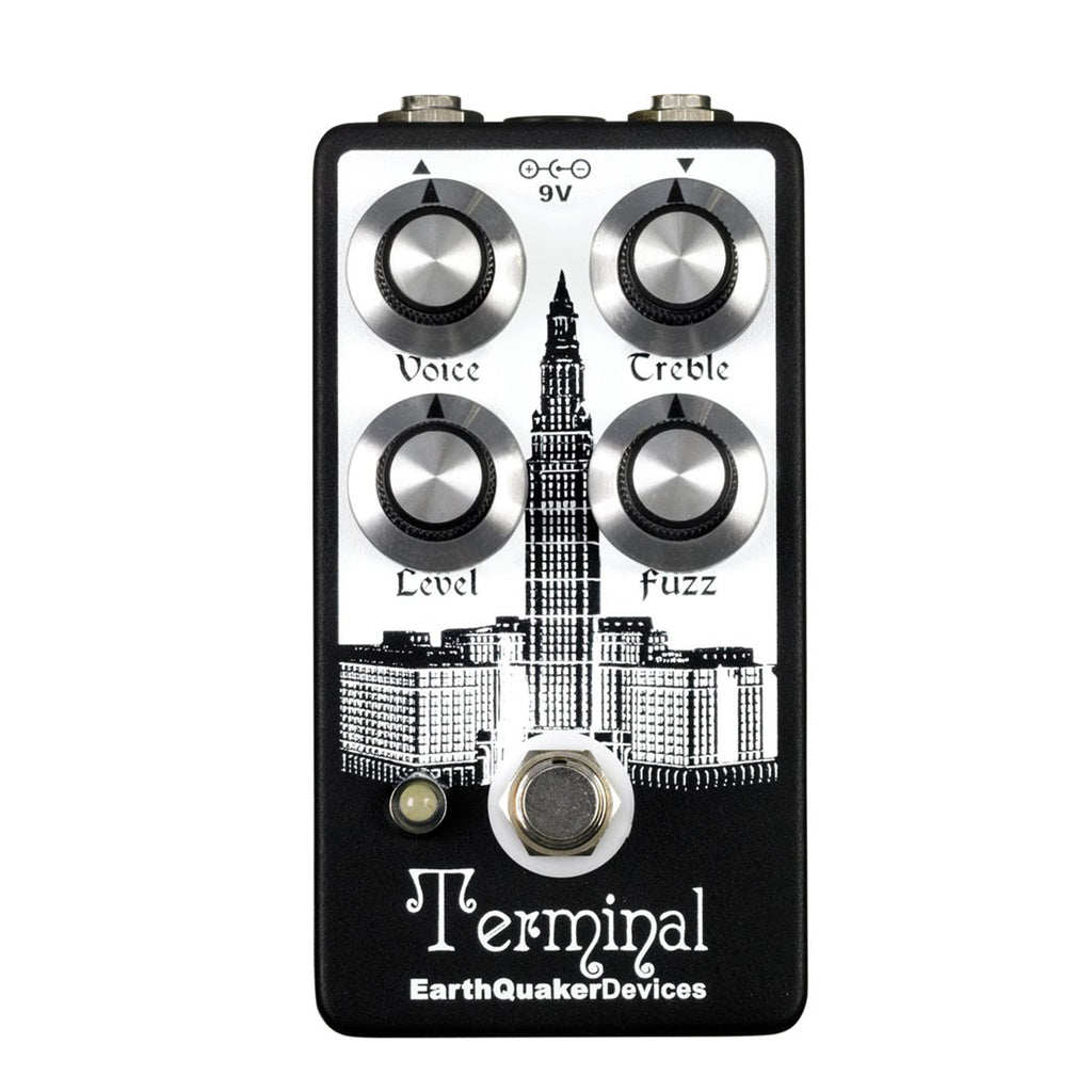 EarthQuaker Devices Terminal Fuzz V.1