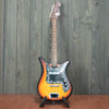Teisco Tulip Sunburst w/ Gig Bag (Used - 1960s)