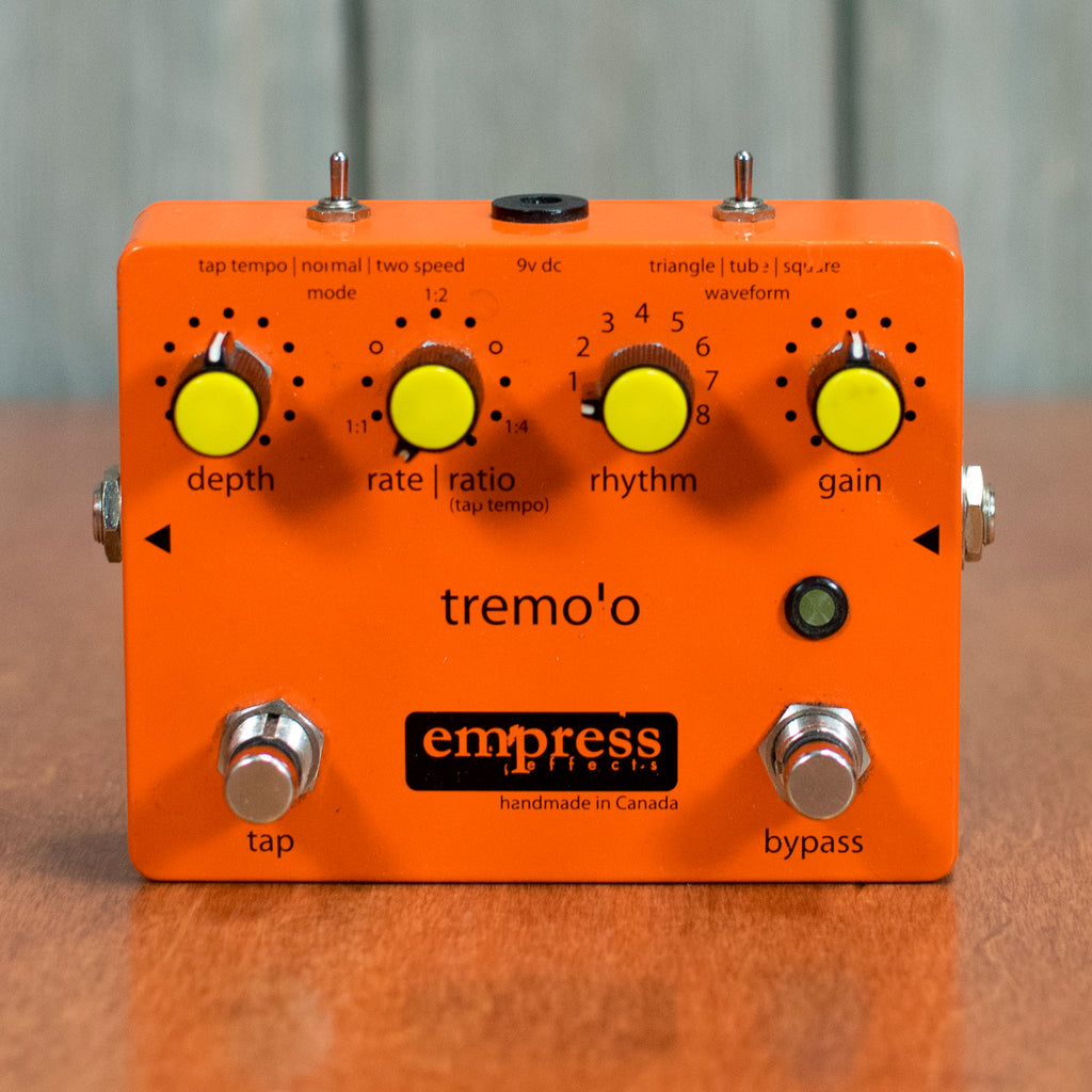 Used Empress Effects Tremolo