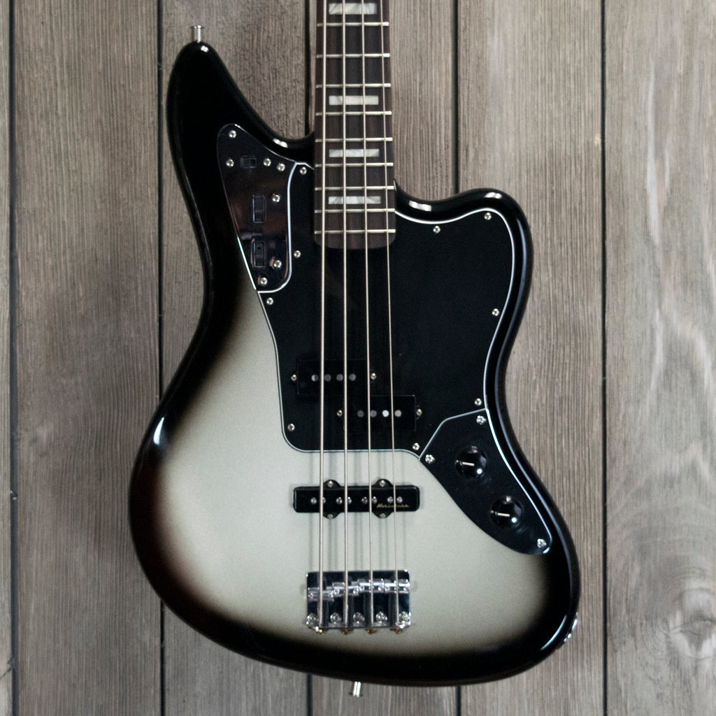 Fender Troy Sanders Jaguar Bass Silverburst w/ OHSC (Used - 2013)