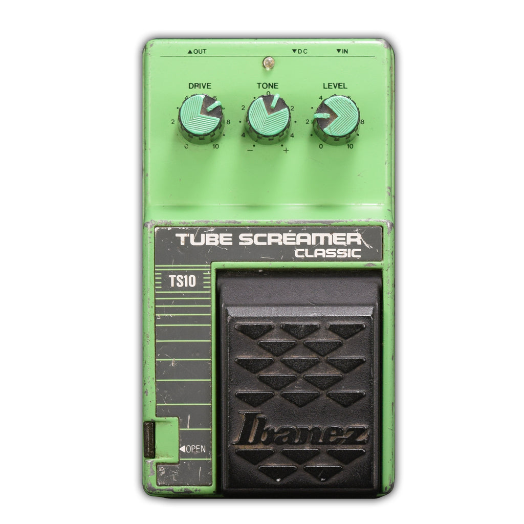 Used Ibanez TS-10 Modded