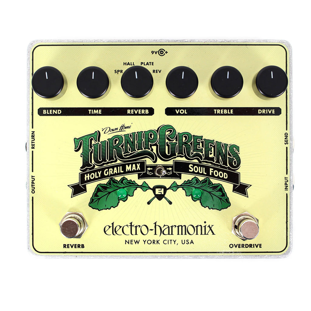 electro harmonix turnip greens centaur guitar. Black Bedroom Furniture Sets. Home Design Ideas