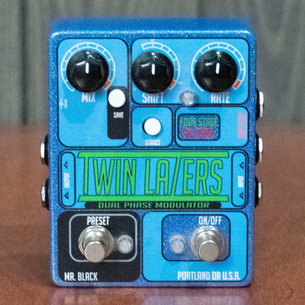 Used Mr Black Twin Lazers Phaser