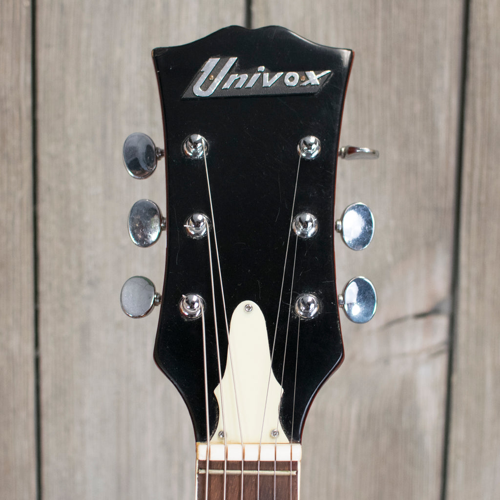 Univox Double Cutaway Electric (Vintage - 1970's)