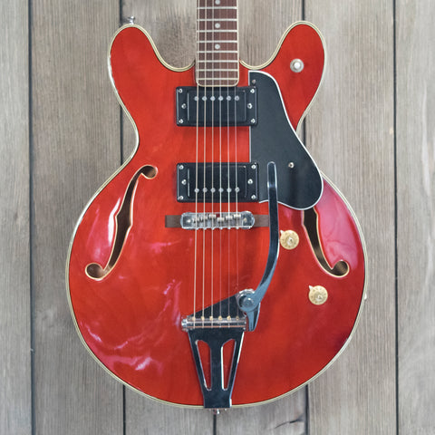 Epiphone Dot Deluxe w/ Gigbag (Used - Recent)