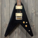 Washburn Flying V w/ OHSC (Used - 1980s)