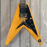 Epiphone '58 Korina Flying V Reissue w/ HSC (Used - 2016)