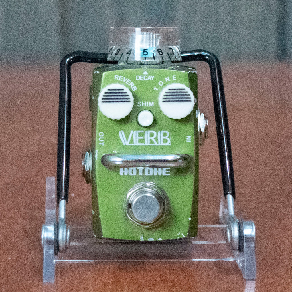 Used Hotone Reverb