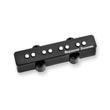 Seymour Duncan SJB-3b Quarter Pound Jazz Bass - Bridge, Black