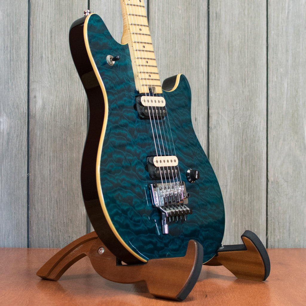 Peavey Wolfgang Special Quilt Top (Used - 2005)