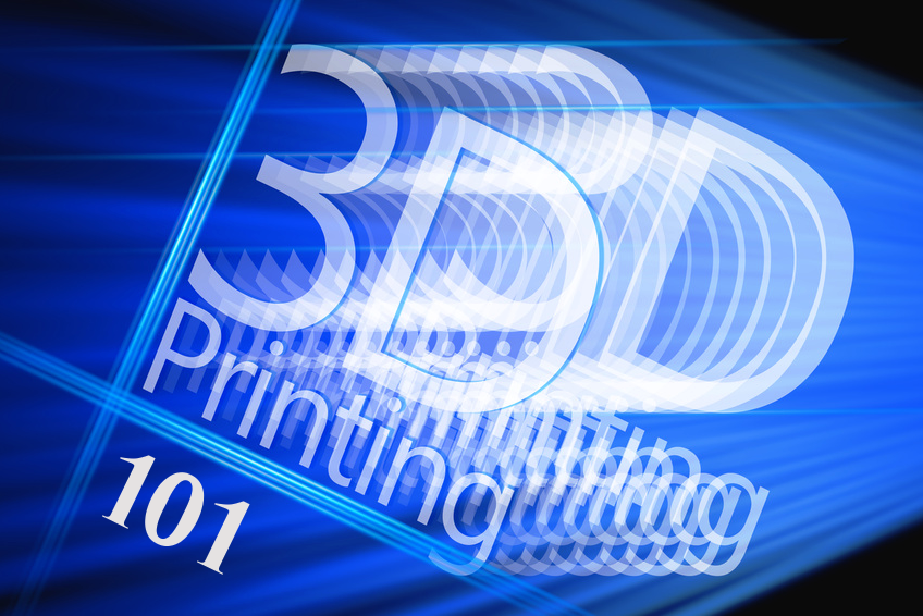 3D Printing 101: What is 3D Printing and it's applications for use?