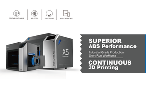 Tiertime unveils new 3D printers at Rapid + TCT