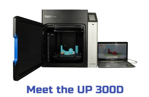 Tiertime Dual Extrusion is Here! Welcome the UP300D.