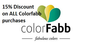 15% OFF Colorfabb for Black Friday!