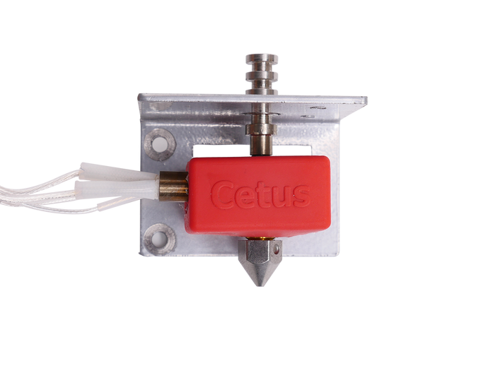 Tiertime Cetus Extruder Heater Kit-V2 (steel nozzles)