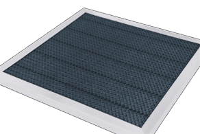 Replacement Honeycomb Platform For Beambox 40W