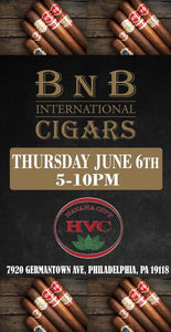 HVC Cigars Event