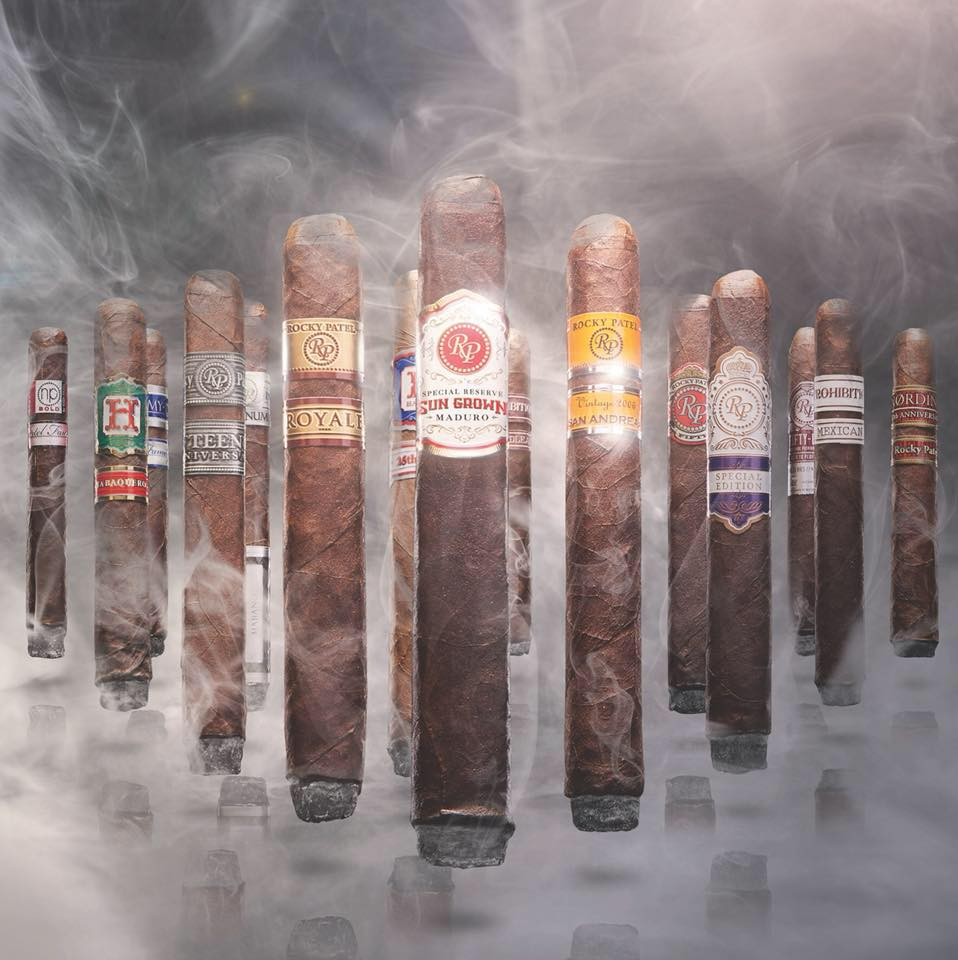 June 14th Rocky Patel Cigar Event