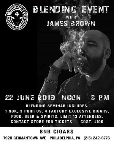 BLTC Blending Seminar with James Brown