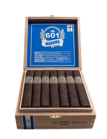 601 Blue Label Maduro
