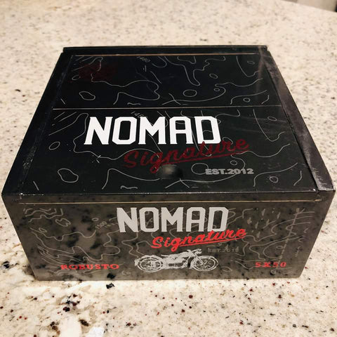 Nomad Signature Series made at Oveja Negra in Esteli